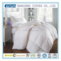 Hangzhou Yintex Duvet Manufacturer Down Comforter