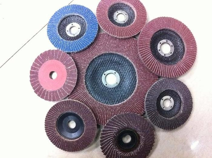hot sale machine grinding and polishing disc for hard marble diamond floor velcro polishing pads cutting flap disc