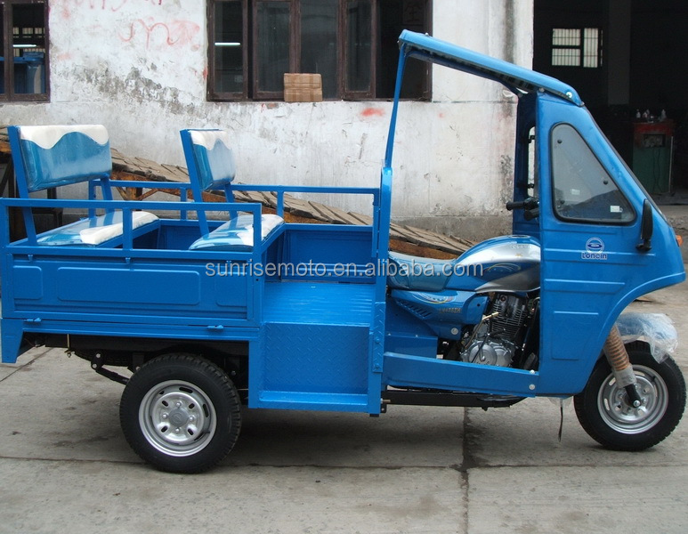 150cc 175cc moto tricycle bajaj tricycle manufactures india with petrol tricycle for sale