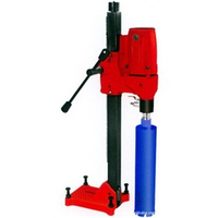 Free sample 2050w diamond core drill drilling machine/Concrete diamond core drilling machine