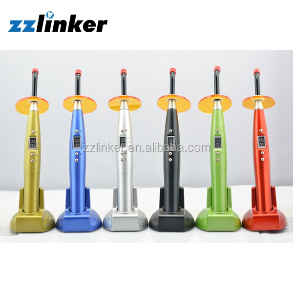 LK-G43 Economic Rainbow Dental LED Curing Light