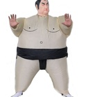 Funny Inflatable Fat Costume Inflatable Sumo Costume For Adult