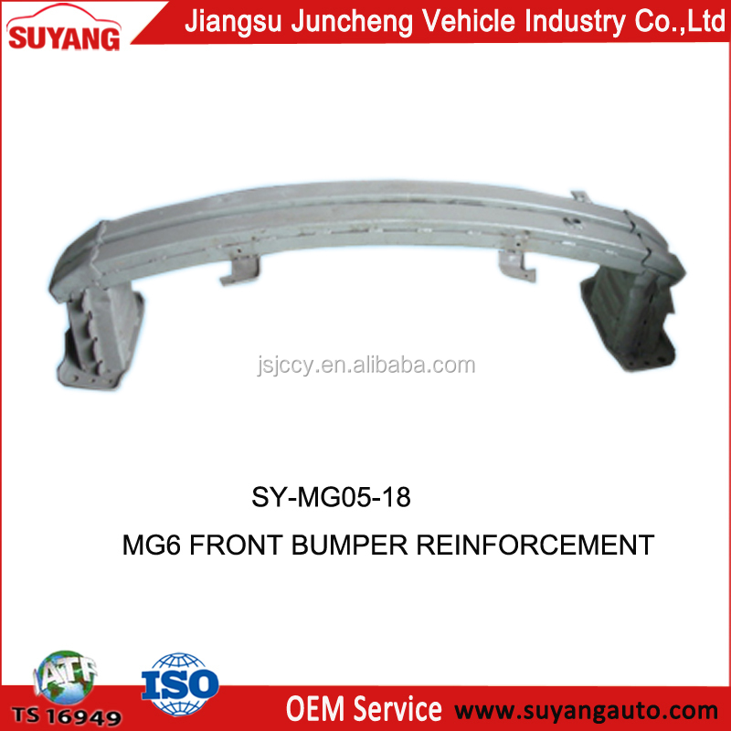 MG ROEWE MG6 spare accessories front bumper reinforcement