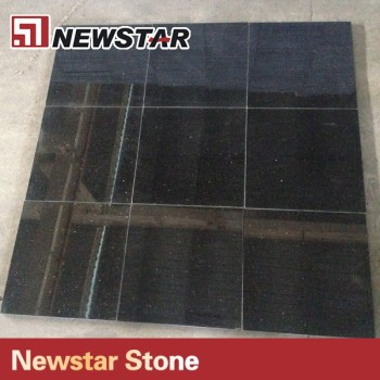 Kitchen Tiles In Kerala newstar polished galaxy black granite kerala floor tiles - buy