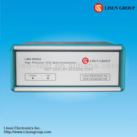LPCE-2(LMS-9000A) CCD visible range of spectrophotometer and integrating sphere system for LED lamp