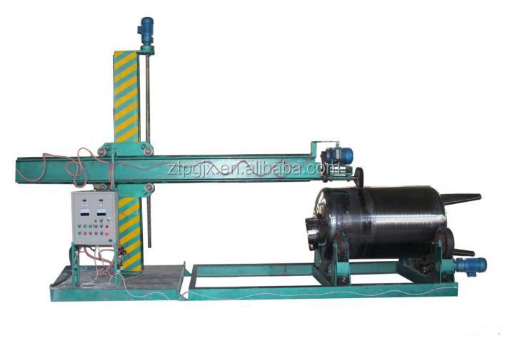 Automatique c t machine polir pour cuve en acier for Machine pour polir voiture
