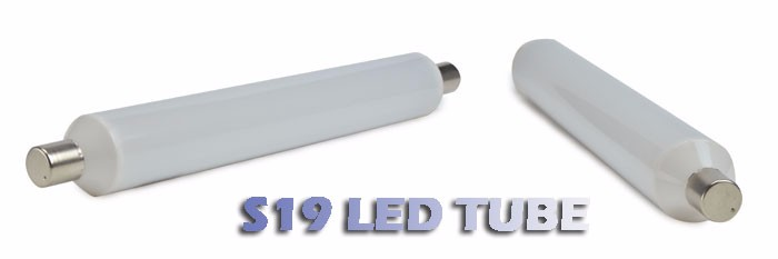 Replace Halogen Tube Light 7w Led S19 Lamp