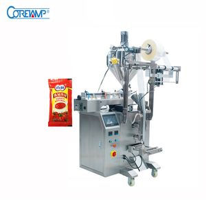 Automatic Liquid Fruit Juice/Tomato Paste/Sauce/Water/Shampoo/Ketchup Sachet Packing Machine