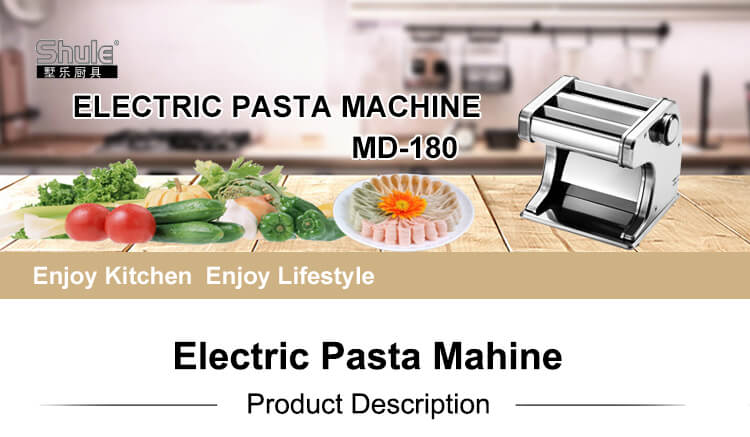 Stainless Steel Electric Noodle Making Machine for Home