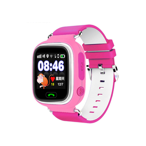 1.22inch Touch Screen watch Phone Call Q90 Children GPS Tracker Smart Watch For Kids