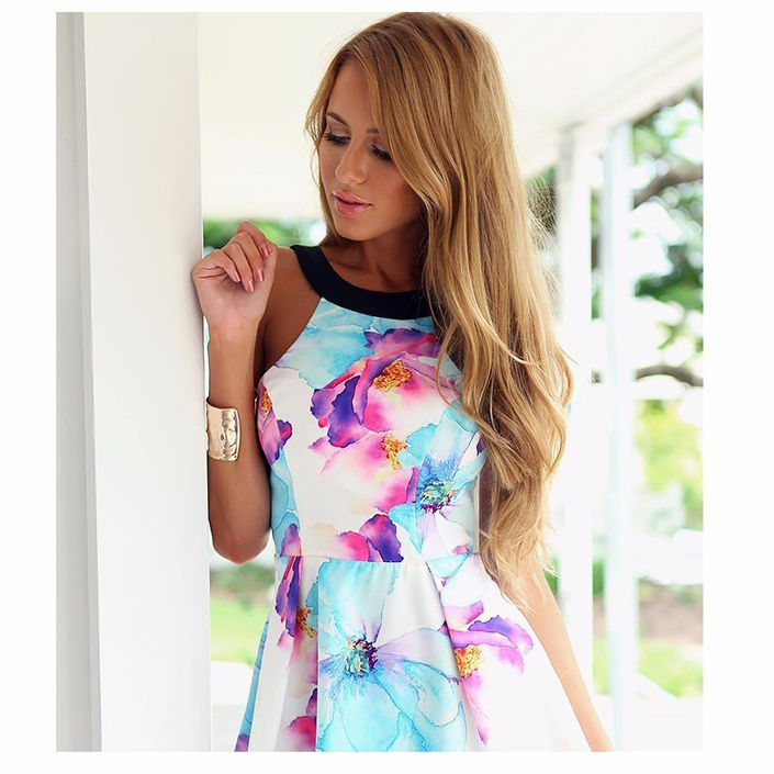 d056d6ed94235 Stay Cool with Our Sleeveless Cute Summer Dresses Women At the Most Affordable  Price!