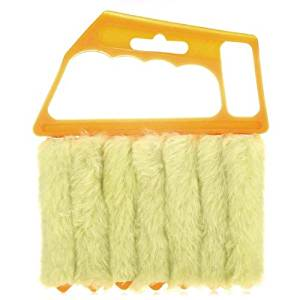 Mini 7 Hand Held Vertical Brush Cleaner Blinds Air Conditioner Duster By LookplaShop