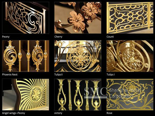 Copper Porch Stair Railings.   Buy Brass Railings For Stairs,Copper Stair  Handrail,Brass Railing Product On Alibaba.com