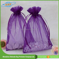 China Wholesale High Quality Low Price Organza Gift Bags