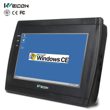 "Wecon 7"" modest price industrial pc / industrial touch screen panel pc for automation"