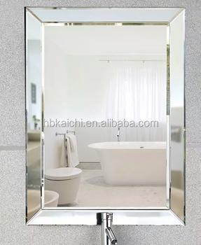 Calidad Sin Marco Espejo Biselado Para Cuarto De Baño - Buy Espejo Sin  Marco,Espejo Biselado,Espejo De Baño Product on Alibaba.com