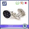 China manufacturer suppliers wholesale mens high grade oval shape cufflinks
