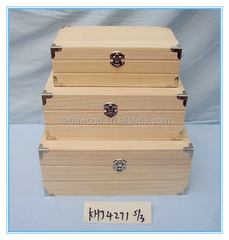 Home decor use unfinished pine wooden box buy wooden box for Uses for wooden boxes