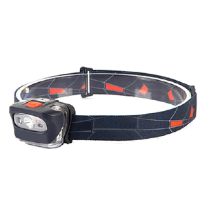 STARLITE dry battery powered super bright 200LM headlamp camping