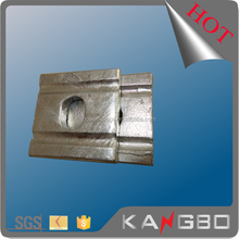 Hot sale galvanized steel Curved Angle Suspension Clamp