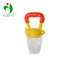 Wholesale Silicone Baby Bite Teether/Fresh Food Pacifier/Fruit Feeding Feeder