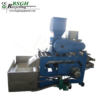BS 05 Waste Copper Cable Granulator 60611131561 on scrap wire recycling number one