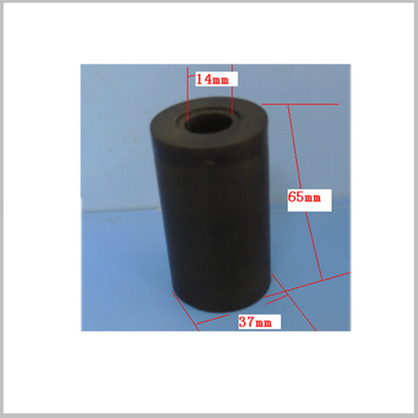 Dongguan factory customized rubber pipe cover