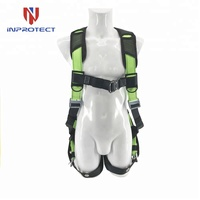 China 100% Polyester safety harness australian standards