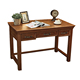 Simple high quality executive office desk table office wooden study table