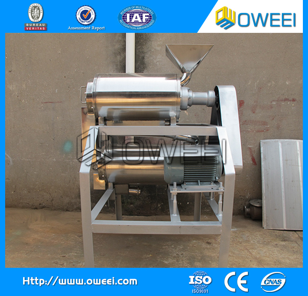 Best selling tropical fruit pulping machine