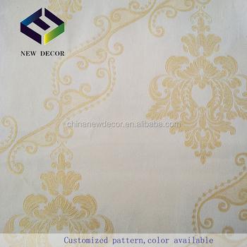 2017 nuevo dise o de vinilo blanco papel tapiz para for Papel vinilo blanco