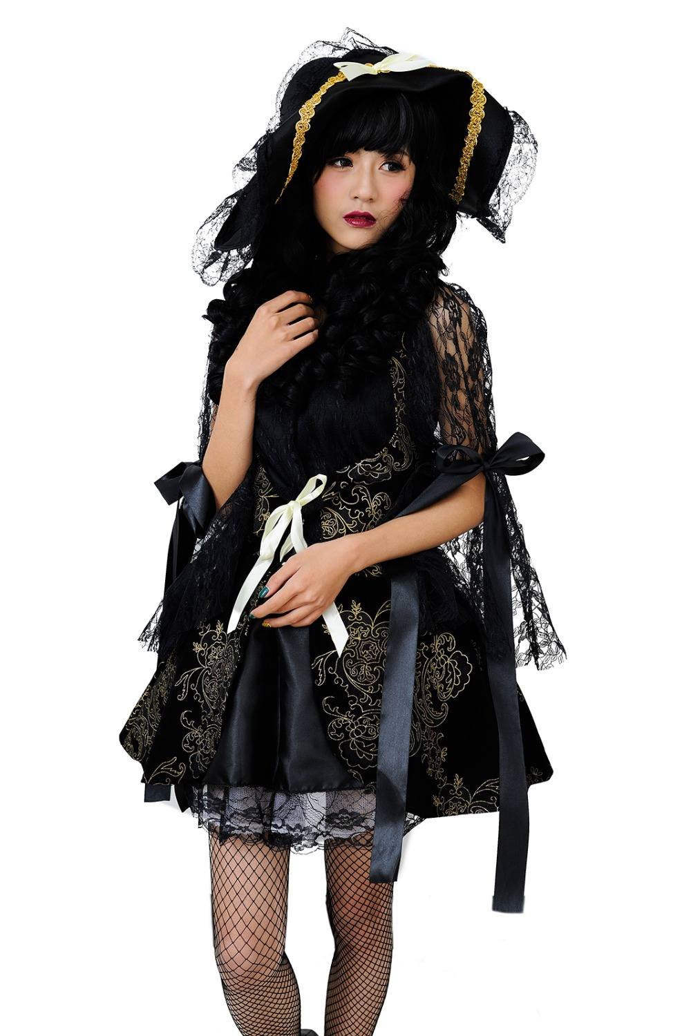 Get Quotations · 2015 New Arrival Womens Black Halloween Costumes Party Demon Pirates Uniform Witch Dress Cosplay Free Shipping  sc 1 st  Alibaba & Cheap Halloween Pirates Costumes find Halloween Pirates Costumes ...