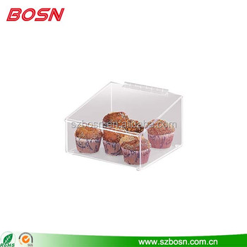 manufactory custom acrylic display box holder container
