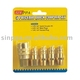 5pcs milton type air quick coupler set---SK-04