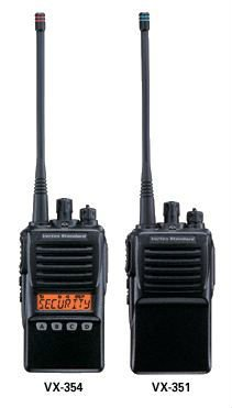 Vertex Standard Portable Radio VX-350 Series