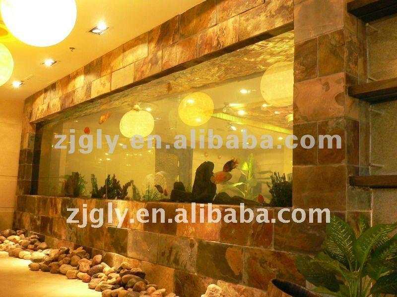 Acrylic Glass Fish Tanks Plexiglass Plastic Aquariums