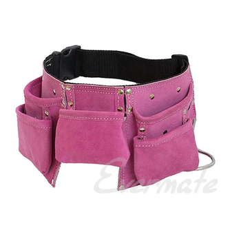 Leather Kids Tool Belt Leather Tool Pouch