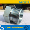 Sannke Manufacture hydraulic npt hex plug stainless