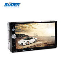 Universal 7 zoll MP5 spieler zwei din auto radio DVD-player 12 V mit bluetooth mit Android oder Iphone auto player mp5 auto stereo