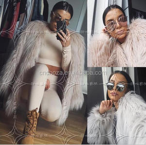 Z58316B New Winter Coat Fur Coat Long Russian Fur Coats