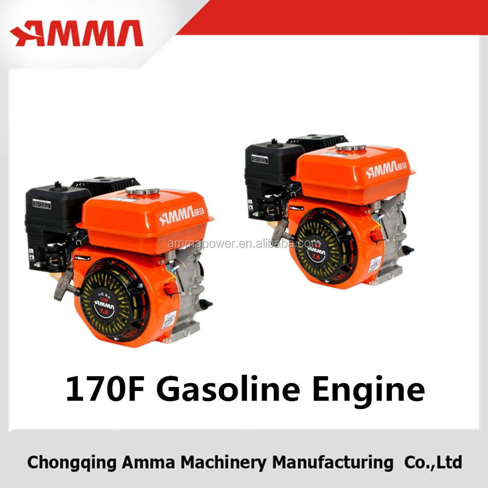 2016 As Seen On TV Great Quality 170F Gasoline Engine For Generator Power 170F