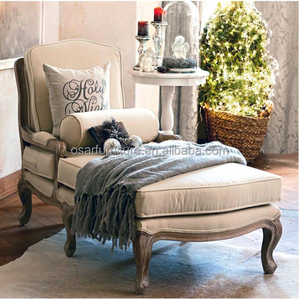 De la sala de antigüedades de madera tapizado sofá cama sofás para ...