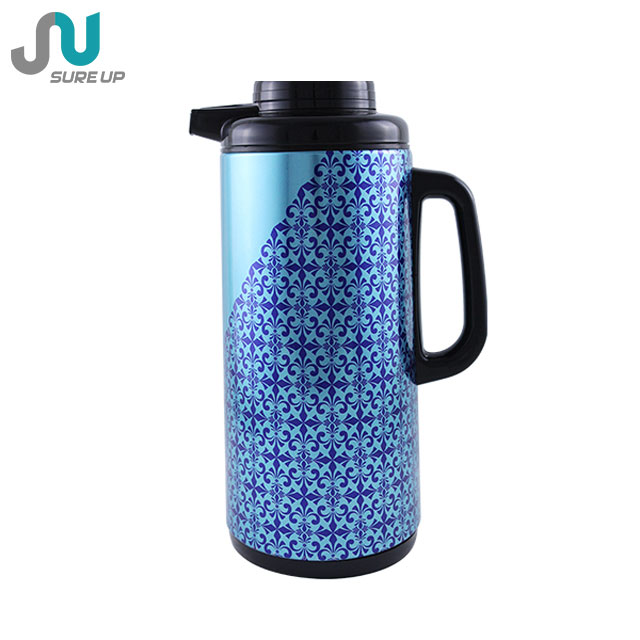 Factory Direct personalized plastic drinking coffee pot (JGBD)