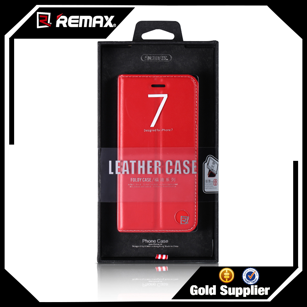 REMAX Foldy moile leather cell phone case