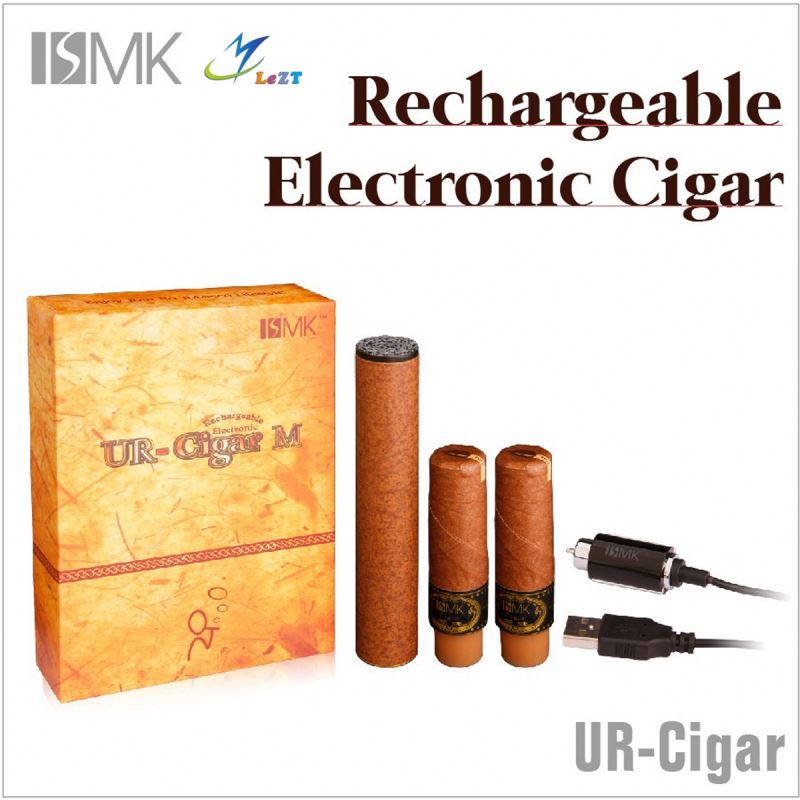 lezt Latest electronic technology 1800 puffs rechargeable electronic cigar UR-Cigar electronic cigarette china manufacturer