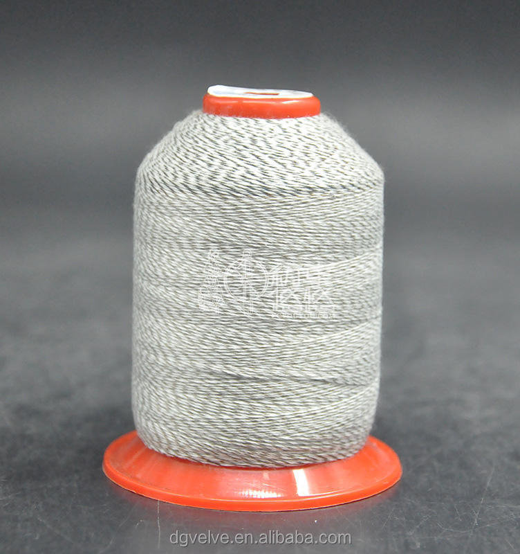 2016 30s/2 Conductive Sewing Thread For Conductive Fabric