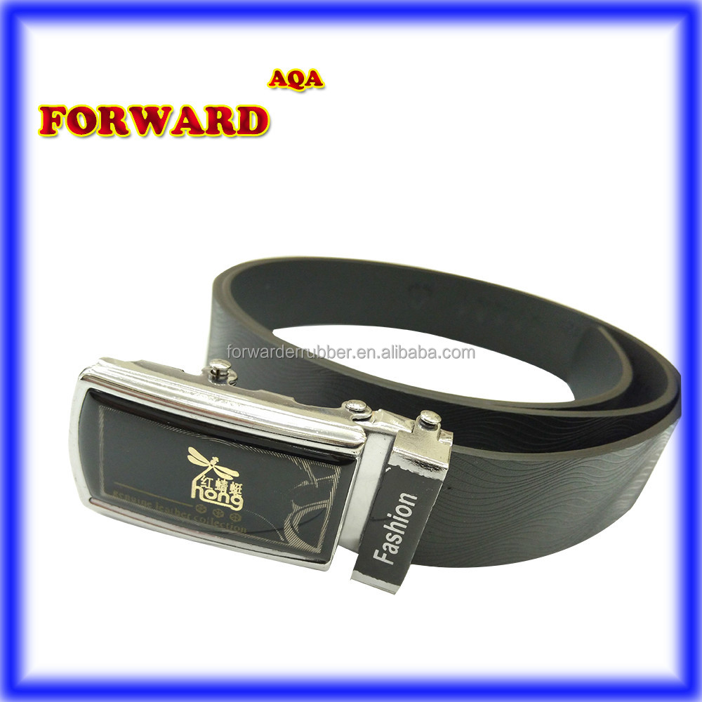 China factory high quality men rubber <strong>belt</strong>