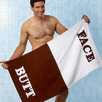 ECO-Friendly Multi Color butt towel