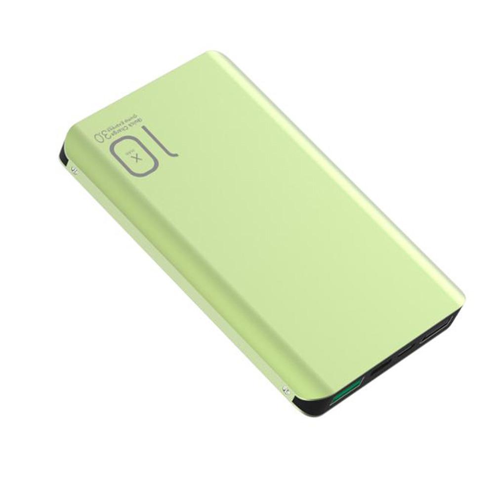 Sạc nhanh Ngân Hàng Điện 10000 mAh, Pin điện thoại di động Power Pack, xách tay Điện Thoại Di Động Bank10000mah