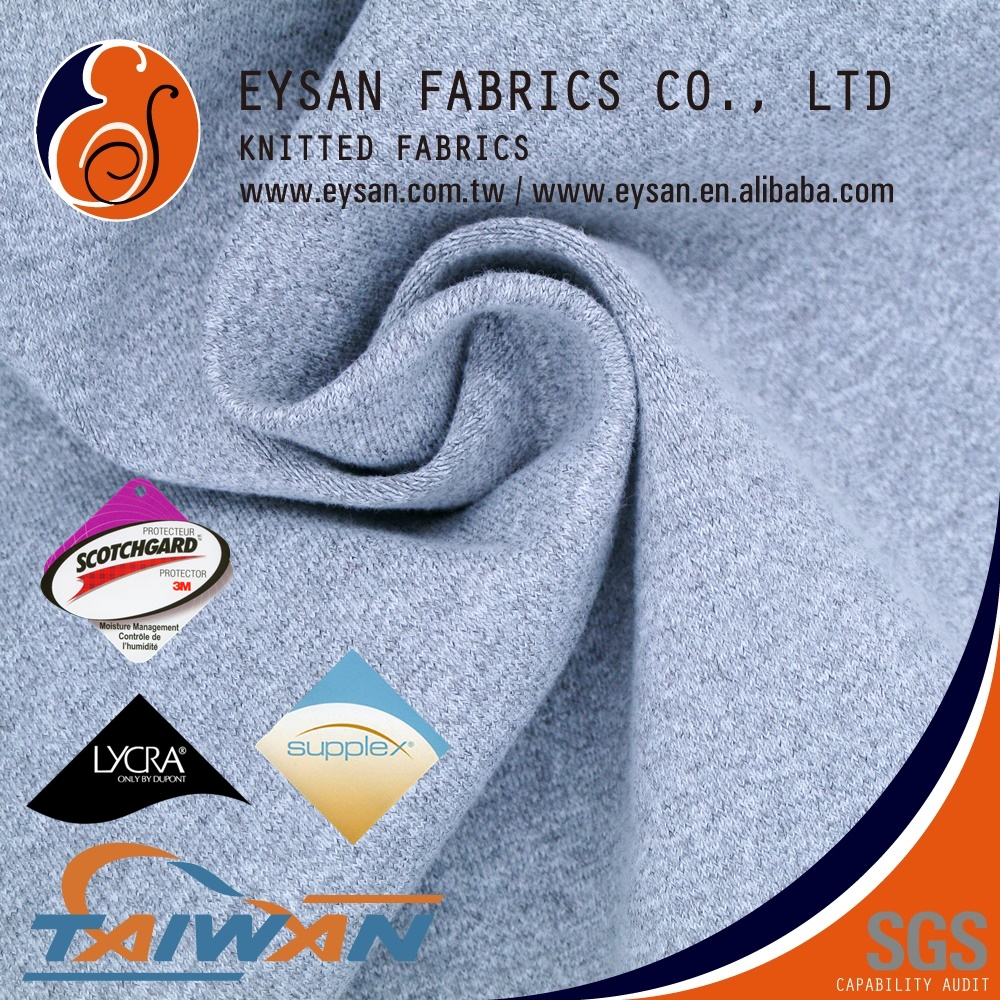 EYSAN 3M Wicking Management Supplex Nylon Lycra Elastane Knit Fabric